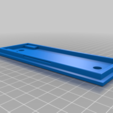 Download free 3D printing models Mach3 Razor Travel Case, jimjax