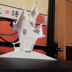 m.jpg Télécharger fichier STL maison de sorcière • Modèle imprimable en 3D, davlebon