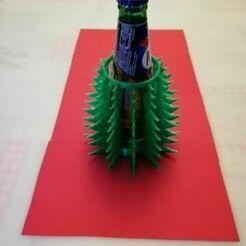 7.jpg Download STL file bottle tree • Template to 3D print, davlebon