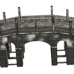 Download STL file bridge, davlebon