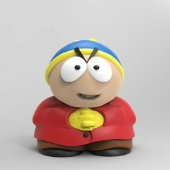 cartman.jpg Download STL file eric cartman south park • 3D print template, fer4lvarez