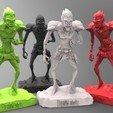 Download 3D printing models Shinigami Ryuk body, fer4lvarez