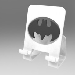 Download 3D printer designs Support for the BATMAN DC phone, fer4lvarez