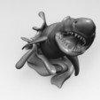 STL white shark, fer4lvarez