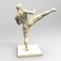 Download 3D printing designs martial art, fer4lvarez