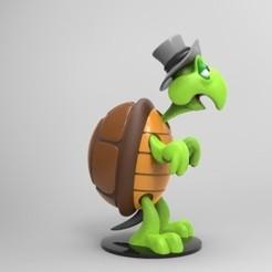 tortuga.jpg Télécharger fichier STL tortue • Modèle à imprimer en 3D, fer4lvarez