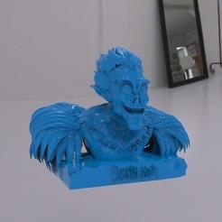 Modèle 3D ryuk, fer4lvarez