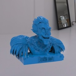 3D printing model ryuk, fer4lvarez
