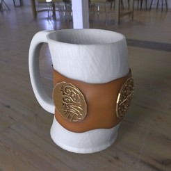 Download 3D printer files Nordic pitcher and beer pitcher, fer4lvarez