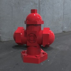 Download 3D print files hydrant, fer4lvarez
