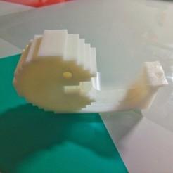Descargar modelo 3D gratis Dispensador de whisky Pacman, tmlucas