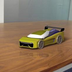 Descargar diseños 3D Modelo de coche Lamborghini, DenisJ