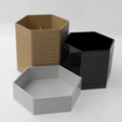 Download free 3D printing models Design desk organizer, Syboulette