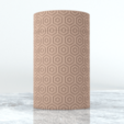 Download free 3D printer files Cylinder textured box, Syboulette