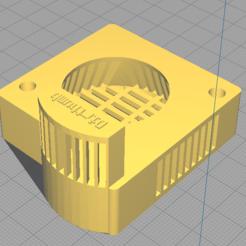 Archivos 3D Rejilla del ventilador 5015, kakagiraffespam