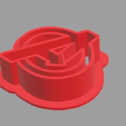 Télécharger fichier 3D Coupe-biscuits des Vengeurs, cesar_sanmartin