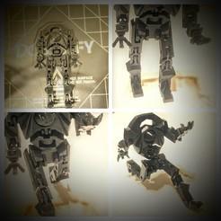Modèle 3D gratuit Robotta, bfalzarano