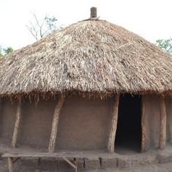 Free STL hut, cuic