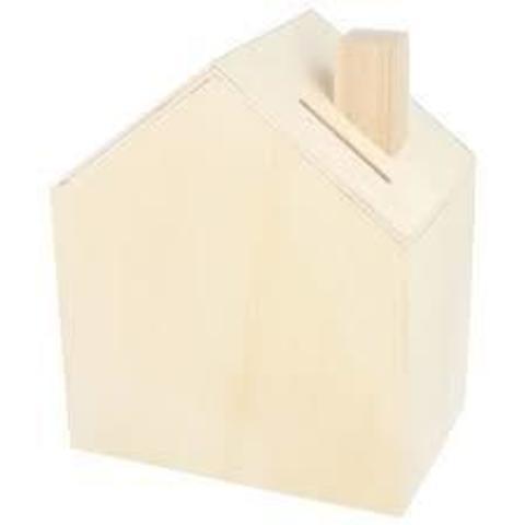 Free 3D model piggy bank house, cuic