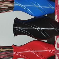 Download STL file Filament Vase • 3D printing design, Beaver