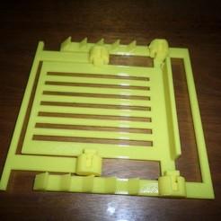 Download 3D printer model Adjustable cell phone holder mount, Leithauser