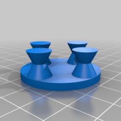 StrapTightener.png Télécharger fichier STL gratuit Tendeur de sangle • Plan imprimable en 3D, Leithauser