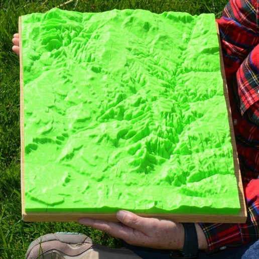 Download free 3D printer files Epic Scale - Terrain - Zion NP, TCP491016