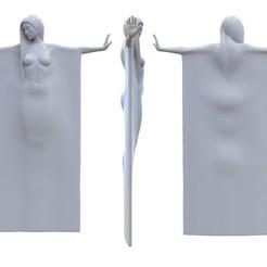 Impresiones 3D woman sculpture, gerard185