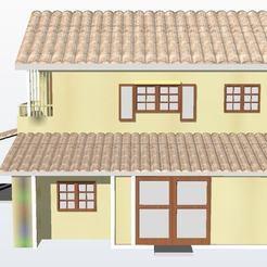 Descargar modelo 3D Modelo 3d de la casa de los Grudge, KalamityKontact