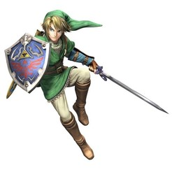 Imprimir en 3D Zelda diseño Link, KalamityKontact