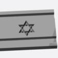 Descargar archivos 3D Bandera Israelí, KalamityKontact