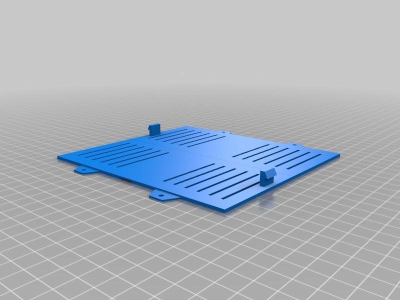 2571131940e1d4bd7ee3a2b5f75666f0.png Télécharger fichier STL gratuit DiscoEasy 200 - Cache électronique (sous plateau) • Design pour imprimante 3D, BakoProductions
