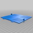 Télécharger objet 3D gratuit DiscoEasy 200 - Cache électronique (sous plateau), BakoProductions