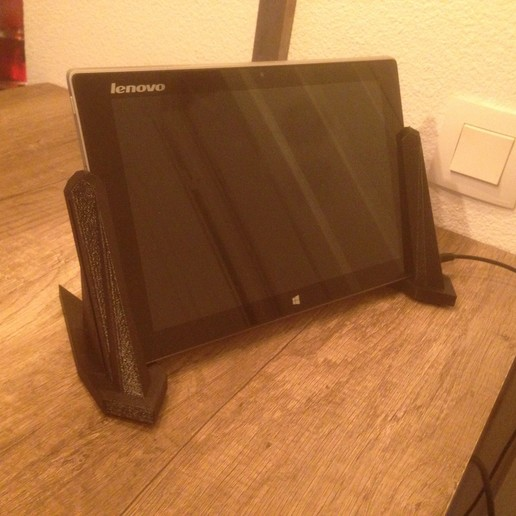 Télécharger fichier imprimante 3D gratuit Tablet support, BakoProductions