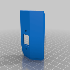 DEU-CCCS000-main.png Download free STL file DiscoEasy & Ultimate - Short side cover with USB • 3D printer design, BakoProductions