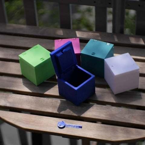5dd549f7c8b22ee65bdc46db10cb800a_display_large.jpg Télécharger fichier STL gratuit Mulholland Drive Box • Modèle à imprimer en 3D, SunShine