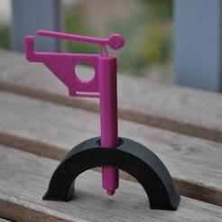 Télécharger objet 3D gratuit Imprimez en lieu et place de l'indicateur de composition ! - Pour un nivellement facile des lits !, SunShine