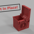 tumbnail3.png Download free STL file PRINT-IN-PLACE SPRING LOADED BOX • 3D printer object, SunShine