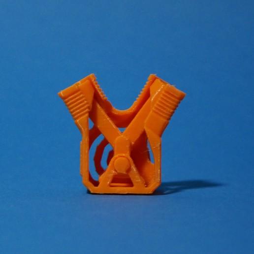 square.jpg Download free STL file Skeletonized V-Twin! • Object to 3D print, SunShine