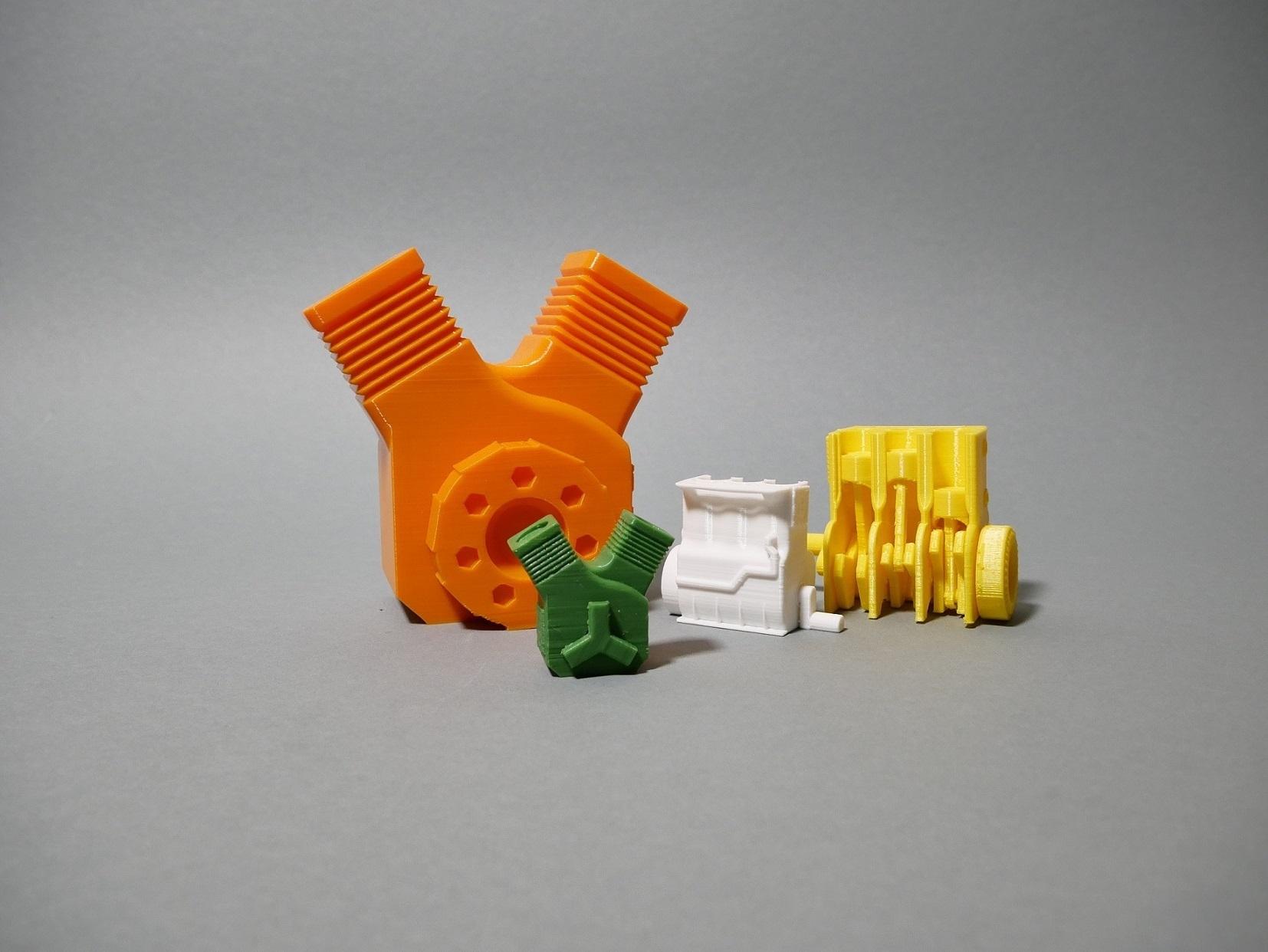 2.JPG Télécharger fichier STL gratuit Imprimez en place le moteur V-Twin ! • Plan pour impression 3D, SunShine