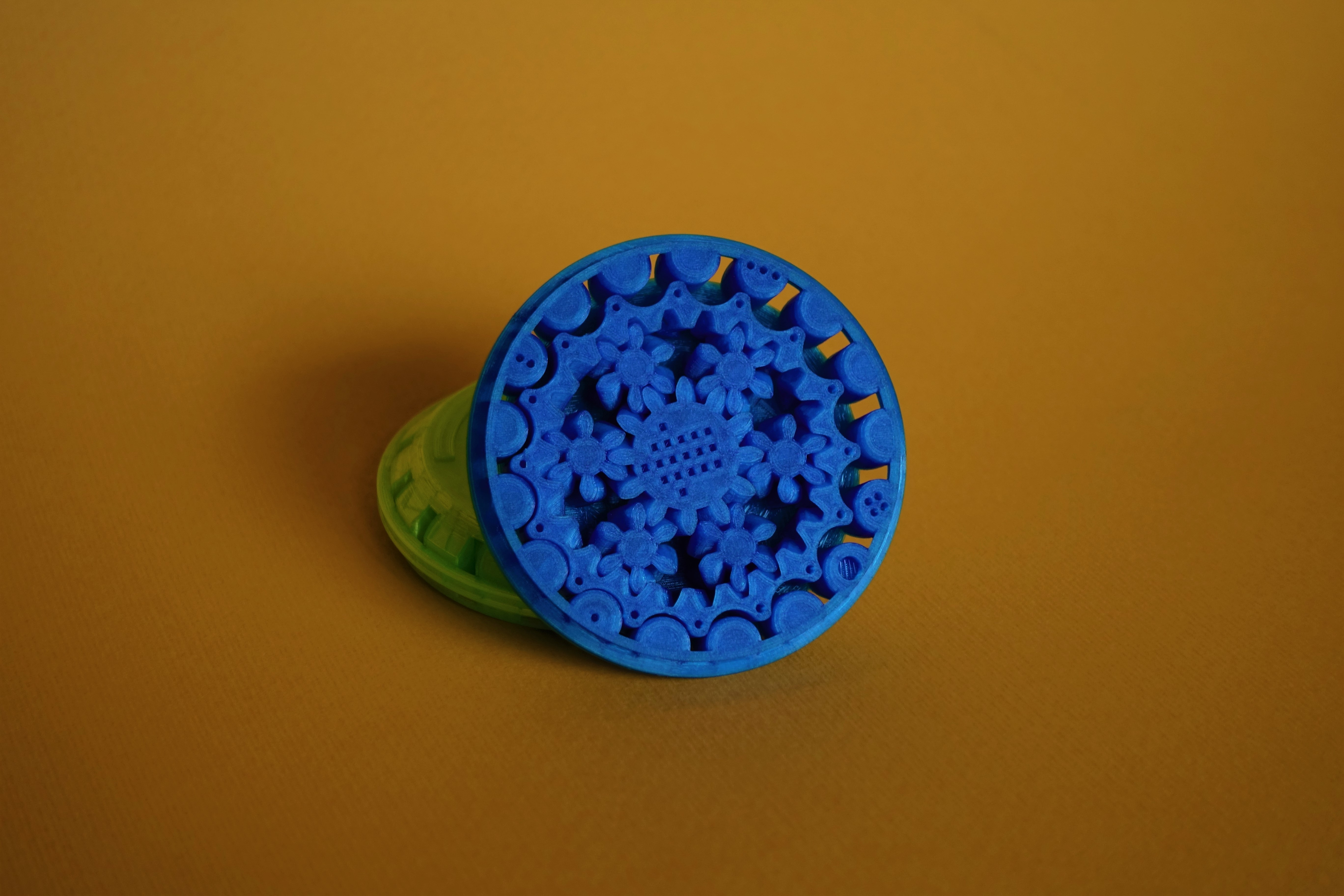 DSC04172.jpg Download free STL file Print in Place- Distance Measuring Roll Tool • 3D print object, SunShine