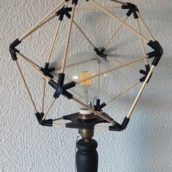 IMG_20200928_124820.jpg Download STL file Decorative lamp • 3D printable design, jmlopezmoreno17