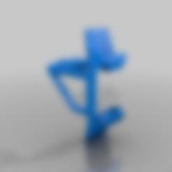 My3D_Fan_Mount_V2_v3.stl Télécharger fichier STL gratuit Support My3D à double ventilateur radial (1 pièce, sans support) • Design pour impression 3D, a69291954