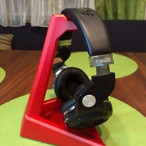 94903b3b1b813afa3bfb9b74d90f271d_display_large.jpg Télécharger fichier STL Support de casque • Plan pour impression 3D, a69291954