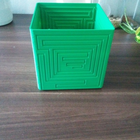 Download free STL files Just another Flower Pot, a69291954