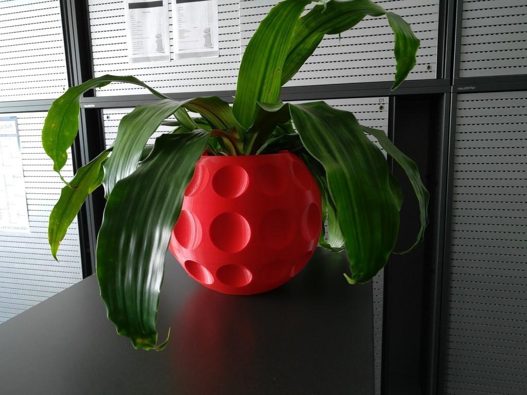 de59973c1afe643f23b84f352f7f1874_display_large.jpg Télécharger fichier STL gratuit pot de fleurs en forme de boule • Plan pour imprimante 3D, a69291954