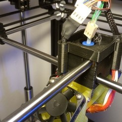Free 3D print files CL260 Hotend Cable Guide, a69291954