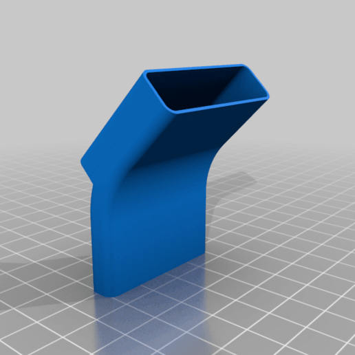 Download free STL file Air Duct for 5L Humidifier TaoTronics • 3D print model, a69291954