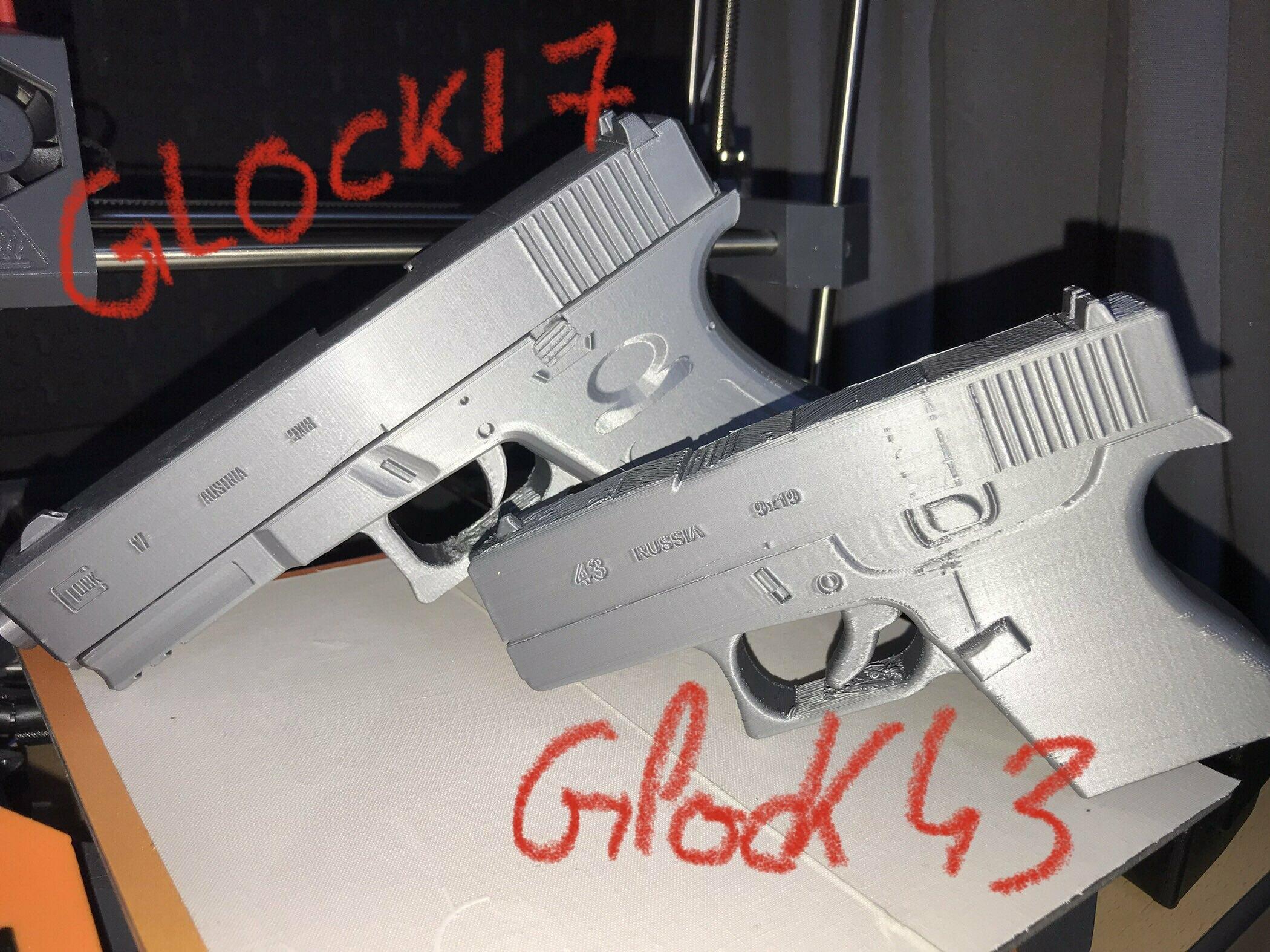 image5.jpg Télécharger fichier STL Glock 43  • Design à imprimer en 3D, ThePrinter_i