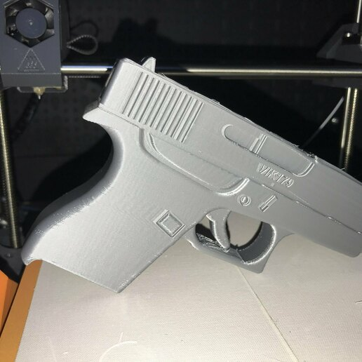 image0.jpg Télécharger fichier STL Glock 43  • Design à imprimer en 3D, ThePrinter_i
